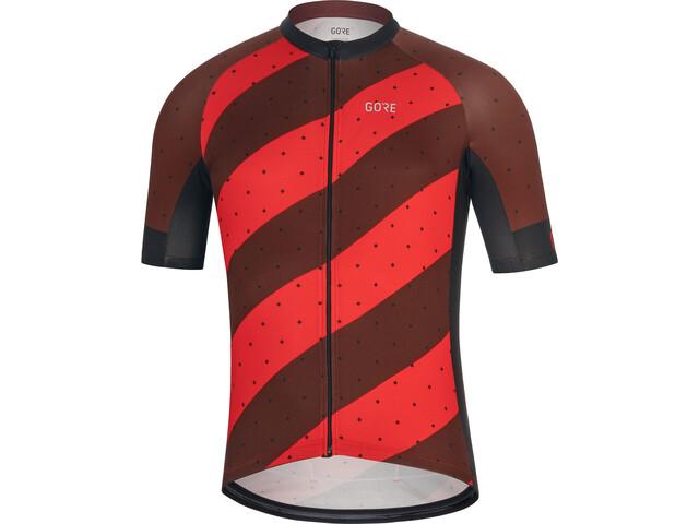 GORE WEAR C3 Jersey Men red/black